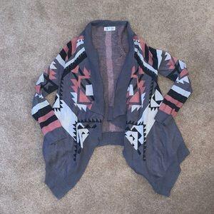 Aztec Cardigan (medium)
